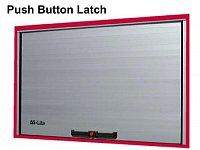 roletový uzávěr Push Button Latch/ klasika...