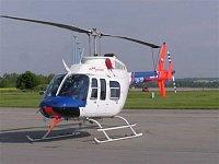 Bell 206 OK-YIP společnosti Alfa Helicopter s.r.o., foto Pavel Nehybka