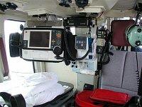 """Zástavba pro LZS ve vrtulníku Bell 206 foto Pavel Urbánek, <a href=""""http://www.zachrannasluzba.cz""""ta"""