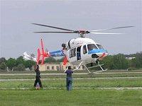 Bell 427 OK-EMI společnosti Alfa Helicopter, foto Pavel Nehybka