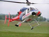 Bell 427 OK-AHE společnosti Alfa Helicopter, foto Pavel Nehybka