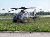 EC-135T1 OK-DSA v současné době slouží jako záložní vrtulník a zároveň zajišťuje projekt OK Ambulan