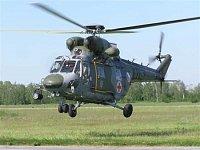Vrtulník W-3A Sokol 0715 Armády ČR. Foto Pavel Nehybka.
