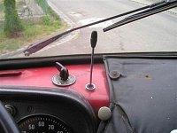 podtlakovky u řidiče