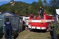 Trambus bzovských hasičů