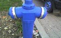 foto: Radek - hydrant u Penny Marketu