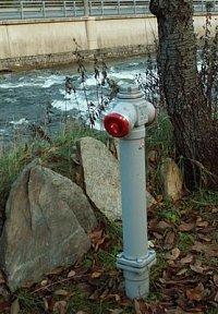 foto: Zdeněk Ráž, hydrant Herlíkovice