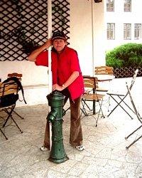 foto: Zdeněk Ráž, hydrant v Rabí
