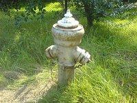 foto: Filip Brož - Hasiči města Železná Ruda, hydrant je mezi Železnou Rudou a Klatovy - v Neznašove