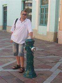 foto: Jana Bohuslavová, SDH Mělník-Blata, hydrant je ve Štúrově (SK)