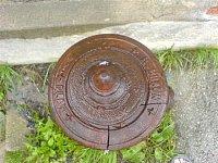 hydranty v Železné Rudě