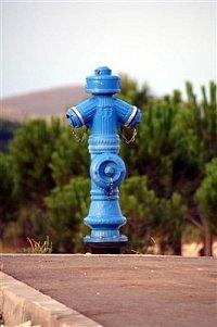 foto: Ondra Skácel, HZS Brno, hydrant v Chorvatsku