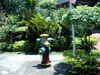 foto: Michal, hydrant na Mallorce