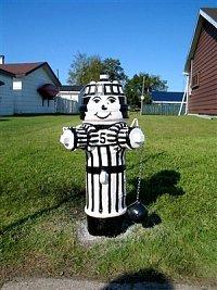 hydrant Finsko, zaslal Michal