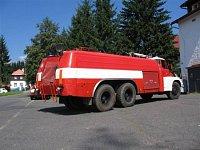 Tatra 138 CAS-32 JSDH Železná Ruda