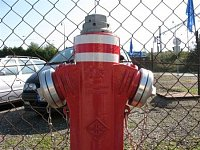 Veselí n.L., u benzínky v Mezimostí, foto Stanislav Kaisler