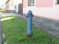 Veselí n.L., ulice Vojty Slukova, foto Stanislav Kaisler