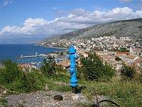 Robert Špaček, hydrant Chorvatsko Snej
