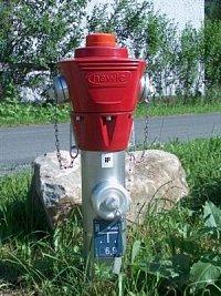 hydrant Rakousko - Admont, foto Jakub Morávek, SDH Chrudim