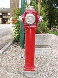 hydrant Rakousko - Schladming, foto Jakub Morávek, SDH Chrudim