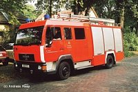 City LHF MAN Rosenbauer 1997