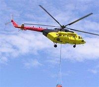 Několik letových záběrů vrtulníku Mi-171, OM-AVO slovenské firmy UTAir. Foto Pavel Nehybka.