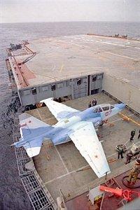 Su-25 UTG a opět pěnová lafeta