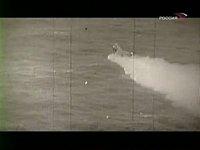 letun skončil v moři a pilot se vykoupal...