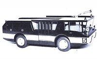 model autocisterny ZIL AC-40 (130) - 161