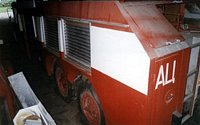 autocisterna ZIL AC-40 (131) - 163 SIDES dnes...
