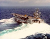 CVN - 68 USS Chester W.Nimitz