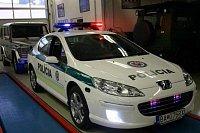 Pro elitní jednotky Peugeot 407