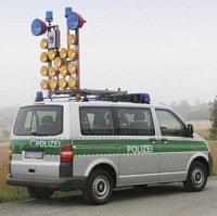 VW Transporter německých dopraváků