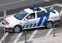 Státní portugalská policie v nových barvách