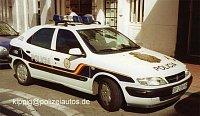 Španělská státní policie