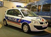 Nový desing státní policie, Francie