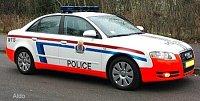 Dopravní policie Lucenbursko
