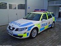 Švédský Saab v novém kabátě