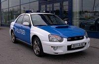 Dopravní hlídka Estonsko