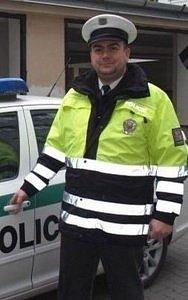 Nové uniformy policie ČR