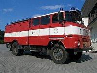AS 16 na podvozku IFA (k otázce 41)