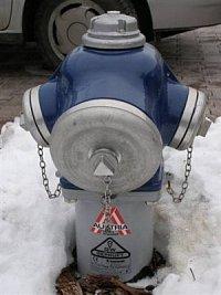 foto: Milan Götz - Hydrant z Liberce
