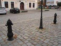 foto: Jana Bohuslavová, SDH Mělník-Blata - hydranty v Uherském Hradišti