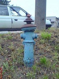 foto: Oldřich Tomaš Staněk - hydranty v obci Kouřim na Kolínsku a v Horních Krutech na Kolínsku