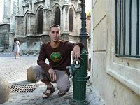 Radek Kislinger - hydrant ve Francii