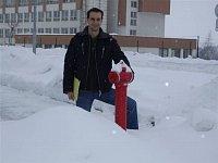 Radek Kislinger - hydrant v Popradu