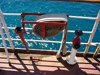 foto: pan Zajáček - trajekt z Itálie na Sicílii (město Messina)
