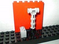 hydrant ala Lego - M.Švolík