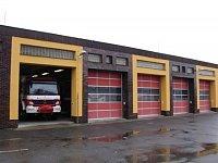 hasičská zbrojnice ve Svitavách