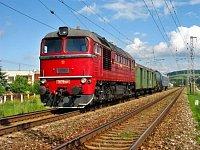 slovenský povinný požární vlak, foto Michal Repko
